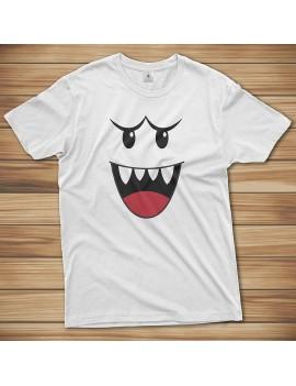 T-shirt Super Mario Booh!