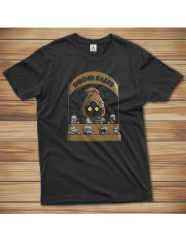 T-shirt Droid Sales