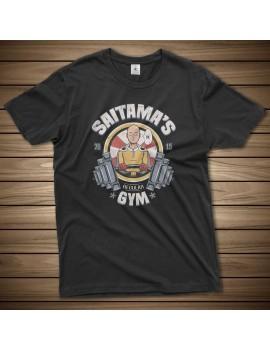 T-shirt One punch man...