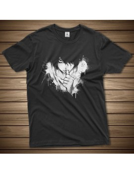 T-shirt Death Note...