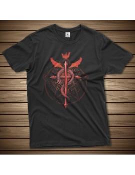T-shirt Fullmetal alchemist...