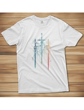 T-shirt Sword Art Online Duo