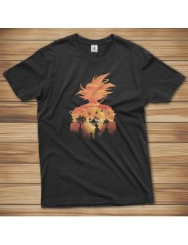 T-shirt Dragon Ball...