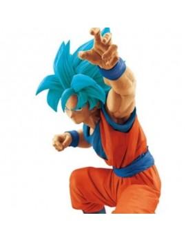 DRAGON BALL - Goku SSJ God...
