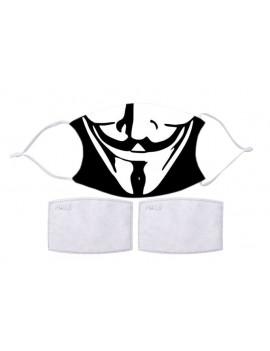 Cotton mask mod. V for...
