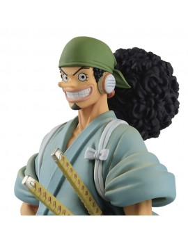 ONE PIECE - Usopp DXF Wano...