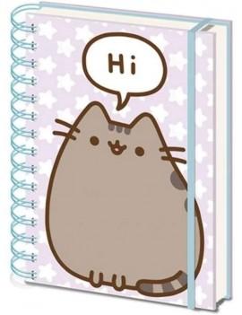PUSHEEN - Notebook A5...