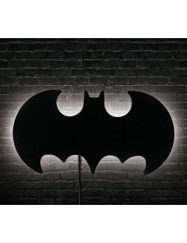 DC COMICS - Logo Batman Light