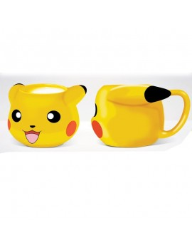 POKEMON - Pikachu 3D Mug