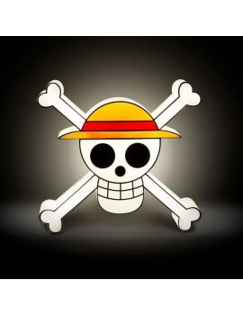 ONE PIECE - Lamp Skull Logo