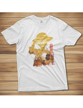 T-shirt One piece Japan Style
