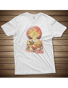 T-shirt Dragon Ball Goku Japan