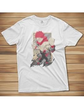 T-shirt Jujutsu Kaisen Yuji...