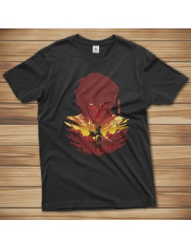 T-shirt Humanity's strongest