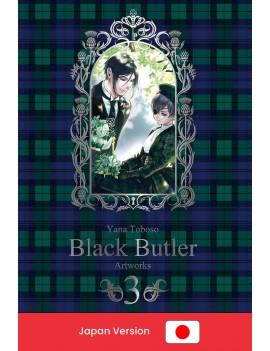 BLACK BUTLER 3 Toboso Yana...