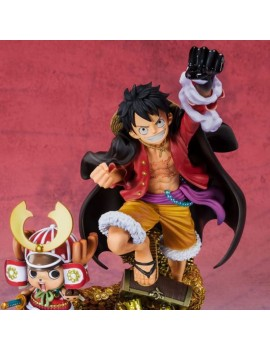 ONE PIECE - Monkey D. Luffy...