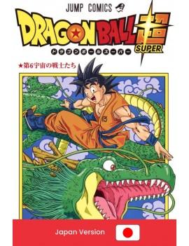 DRAGON BALL SUPER Vol. 1...