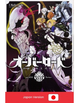 OVERLORD Vol. 1 (Japan...