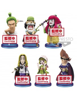 ONE PIECE - Pacco completo...
