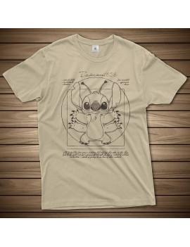 T-shirt Vitruvian Stitch
