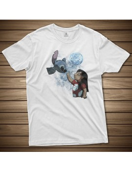 T-shirt Stitch dragon
