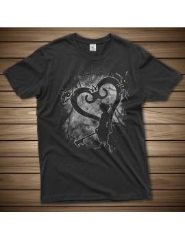 T-shirt Kingdom Hearts The...
