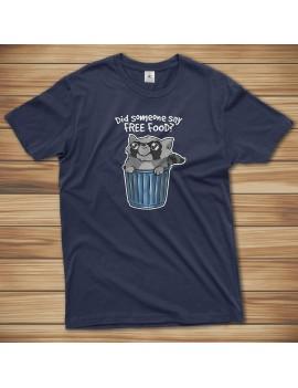 T-shirt Free Food