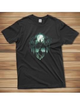 T-shirt Zelda hyrule hero