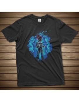 T-shirt Dragon Ball Vegeta...