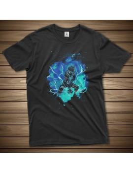 T-shirt Naruto Kakashi Soul