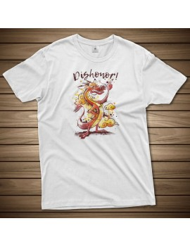 T-shirt Mulan Dishonor